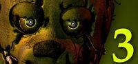 Portada oficial de Five Nights at Freddy's 3 para PC