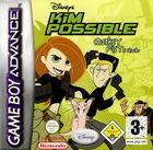 Portada oficial de de Disney Kim Possible: La venganza de Monkey Fist para Game Boy Advance