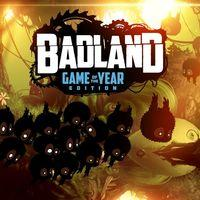 Portada oficial de Badland: Game of the Year Edition para PS4