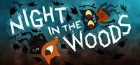 Portada oficial de Night in the Woods para PC