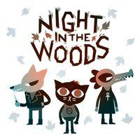 Portada oficial de Night in the Woods para PS4