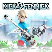 Portada oficial de Kick & Fennick para PSVITA