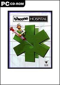 Portada oficial de Theme Hospital para PC