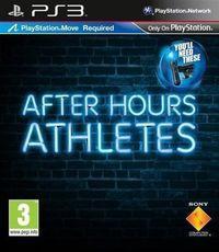 Portada oficial de After Hours Athletes para PS3