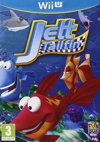 Portada oficial de Jett Tailfin eShop para Wii U