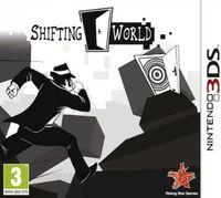 Portada oficial de Shifting World para Nintendo 3DS