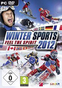 Portada oficial de Winter Sports 2012 - Feel the Spirit para PC
