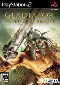 Portada oficial de Gladiator: Sword of Vengance para PS2