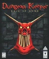 Portada oficial de Dungeon Keeper para PC