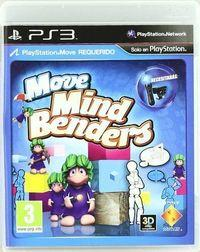 Portada oficial de Move Mind Benders para PS3