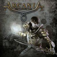 Portada oficial de Arcania: The Complete Tale para PS4