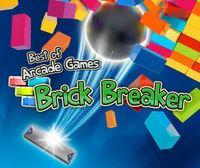Portada oficial de Best of Arcade Games - Brick Breaker eShop para Nintendo 3DS