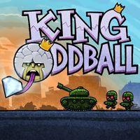 Portada oficial de King Oddball PSN para PS3