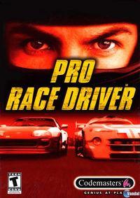 Portada oficial de Pro Race Driver Live para Xbox