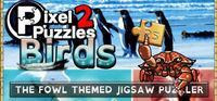 Portada oficial de Pixel Puzzles 2: Birds para PC