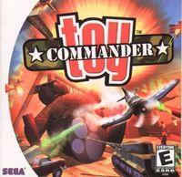 Portada oficial de Toy Commander para Dreamcast