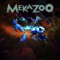 Portada oficial de Mekazoo para PS4