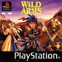 Portada oficial de Wild Arms para PS One