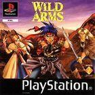 Portada oficial de de Wild Arms para PS One