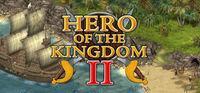 Portada oficial de Hero of the Kingdom II para PC