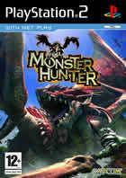 Portada oficial de de Monster Hunter para PS2