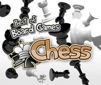 Portada oficial de Best of Board Games - Chess eShop para Nintendo 3DS