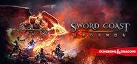 Portada oficial de Sword Coast Legends para PC