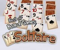 Portada oficial de Best of Board Games - Solitaire eShop para Nintendo 3DS