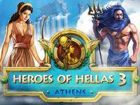 Portada oficial de Heroes of Hellas 3: Athens para PC