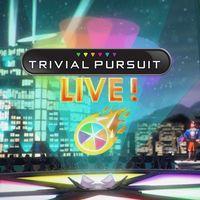 Portada oficial de Trivial Pursuit Live! para PS4