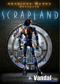 Portada oficial de Scrapland para PC