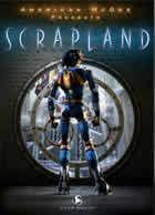 Portada oficial de de Scrapland para PC