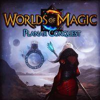 Portada oficial de Worlds of Magic: Planar Conquest para PS4