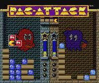 Portada oficial de Pac-Attack CV para Wii U