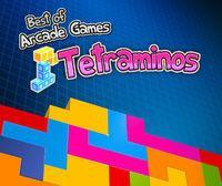 Portada oficial de Best of Arcade Games - Tetraminos eShop para Nintendo 3DS