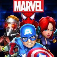 Portada oficial de Marvel Mighty Heroes para Android