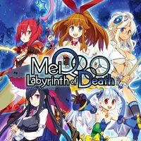 Portada oficial de MeiQ: Labyrinth of Death para PSVITA