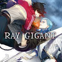 Portada oficial de Ray Gigant para PSVITA
