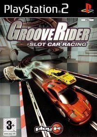Portada oficial de Groove Rider para PS2