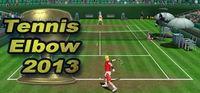 Portada oficial de Tennis Elbow 2013 para PC