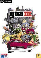 Portada oficial de de Grand Theft Auto 3 para PC