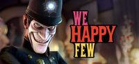 Portada oficial de We Happy Few para PC