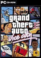 Portada oficial de de Grand Theft Auto: Vice City para PC