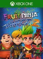 Portada oficial de de Fruit Ninja Kinect 2 para Xbox One