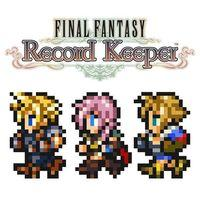 Portada oficial de Final Fantasy: Record Keeper para iPhone