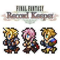 Portada oficial de Final Fantasy: Record Keeper para Android