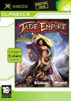 Portada oficial de de Jade Empire para Xbox