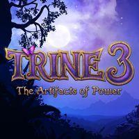 Portada oficial de Trine 3: The Artifacts of Power para PC