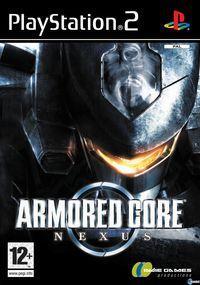 Portada oficial de Armored Core: Nexus para PS2