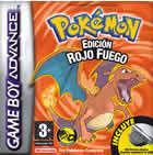 Portada oficial de de Pokémon Verde Hoja & Rojo Fuego para Game Boy Advance